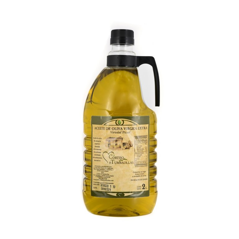 Extra Virgin Olive Oil 100% Picual 2 liters