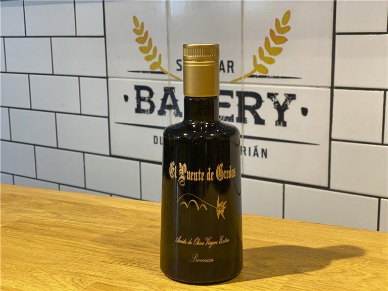 Aceite de Oliva Virgen Extra 250 ml - El Puente de Gredos
