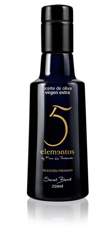 Aceite de Oliva Virgen Extra 5 Elementos Secret Blend 250ml, 1 ud
