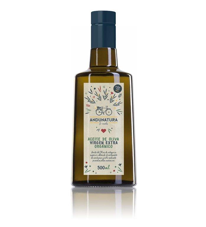 Aceite de Oliva Virgen Extra 500 ml ECO.