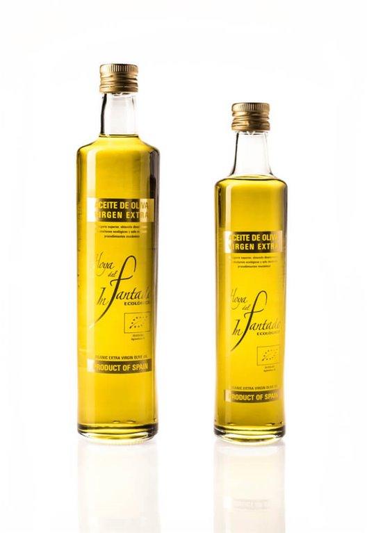 Aceite de oliva virgen extra 750 ml - Hoya Del Infantado