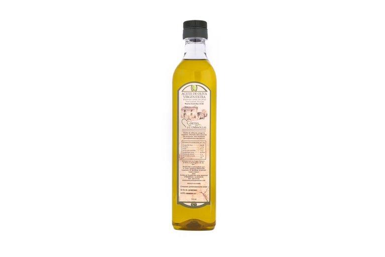 Aceite de Oliva Virgen Extra 750ml.