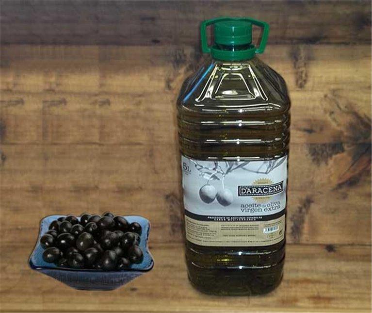 Aceite de oliva virgen extra, 1 ud