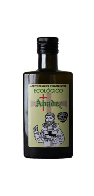 Aceite de Oliva Virgen Extra Abade 250ml Petaca
