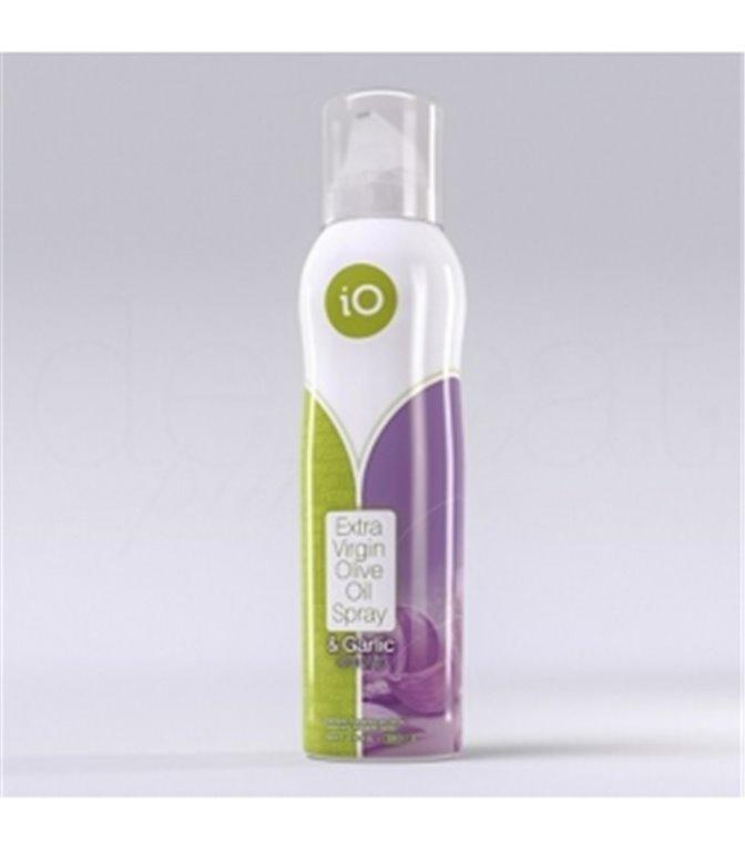 Aceite de Oliva Virgen Extra Ajo (spray) 200ml. Vianoleo. 12un.