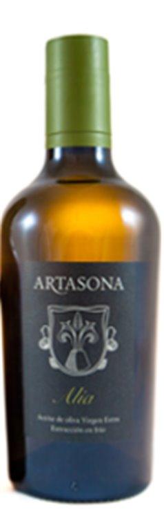 Aceite de oliva virgen extra Alia, 1 ud