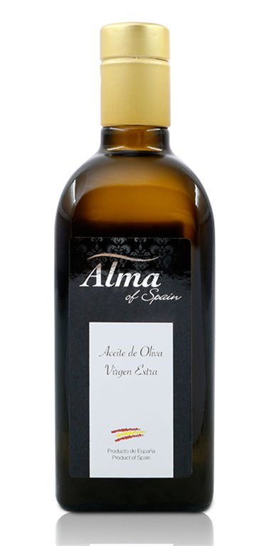 Aceite De Oliva Virgen Extra, Alma Of Spain 500 ML, 1 ud