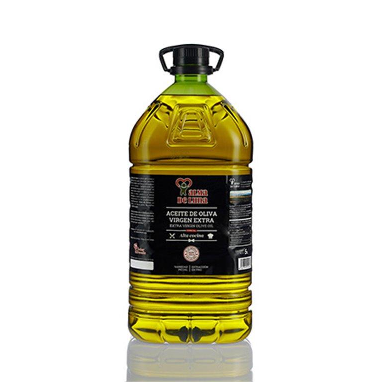 Aceite de Oliva Virgen Extra (Alta cocina) 5 litros