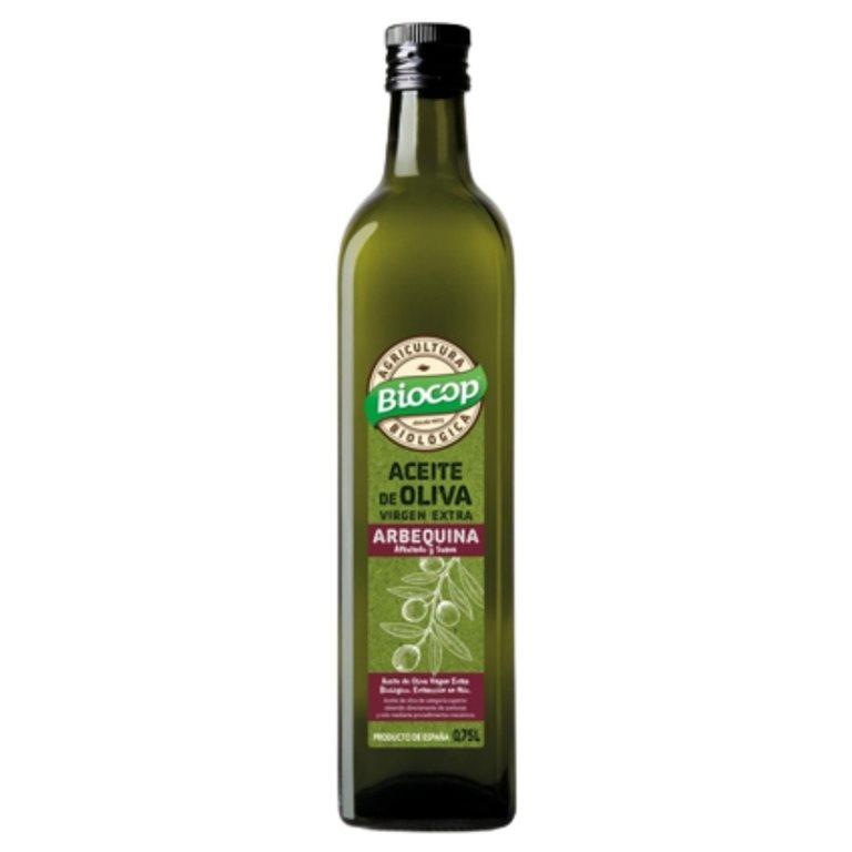 Aceite de Oliva Virgen Extra Arbequina Bio 750ml
