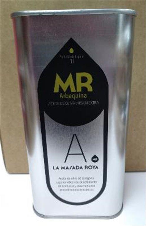 Aceite de oliva Virgen Extra Arbequina Masada Roya, 1 ud