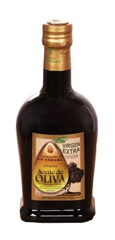 Aceite de Oliva Virgen Extra Arbequina Pago de la Jaraba