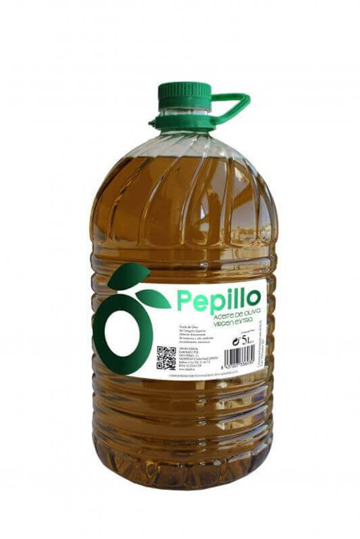 Aceite de oliva virgen extra BIO - 5L