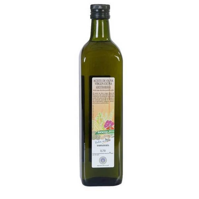 Aceite de Oliva Virgen Extra Bio 750ml, 1 ud