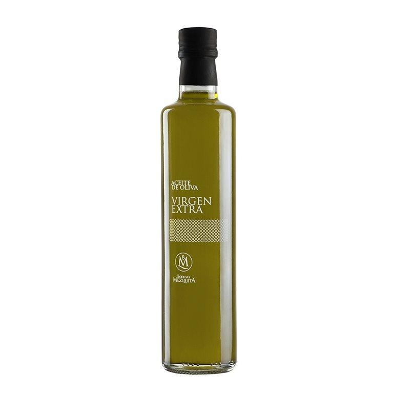 Aceite de Oliva Virgen Extra Bodegas Mezquita - 500 ml.