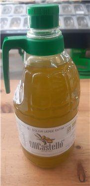 Aceite de oliva virgen extra Castelló ecológico, 2 l