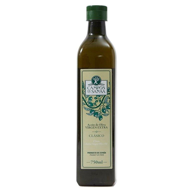 Aceite de Oliva Virgen Extra clasico Campos de Sanaa