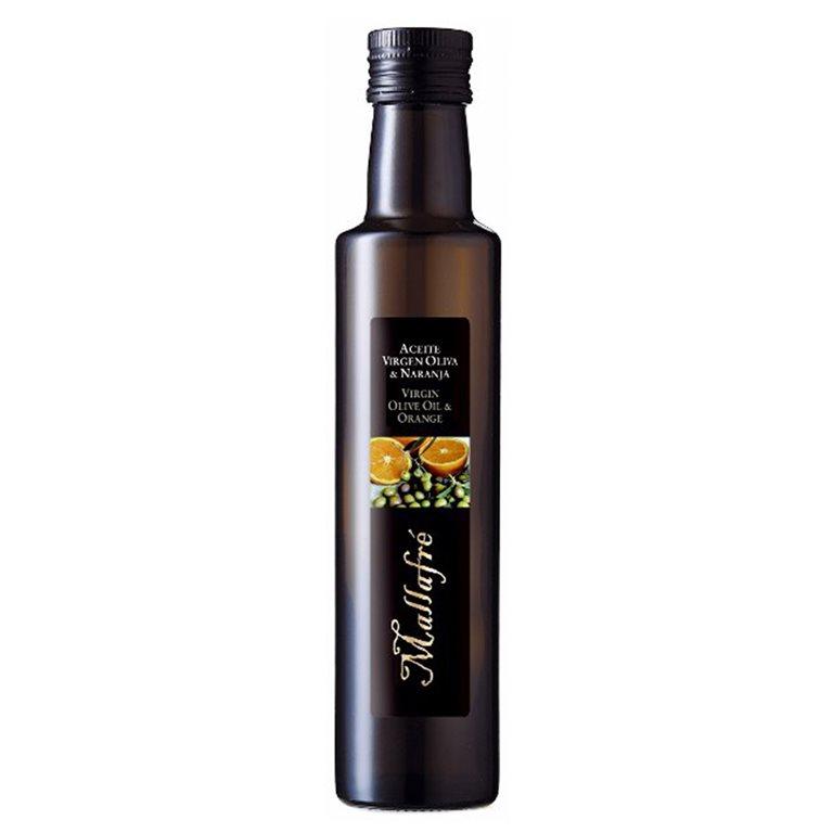 Aceite de Oliva Virgen Extra con Naranja, 1 ud