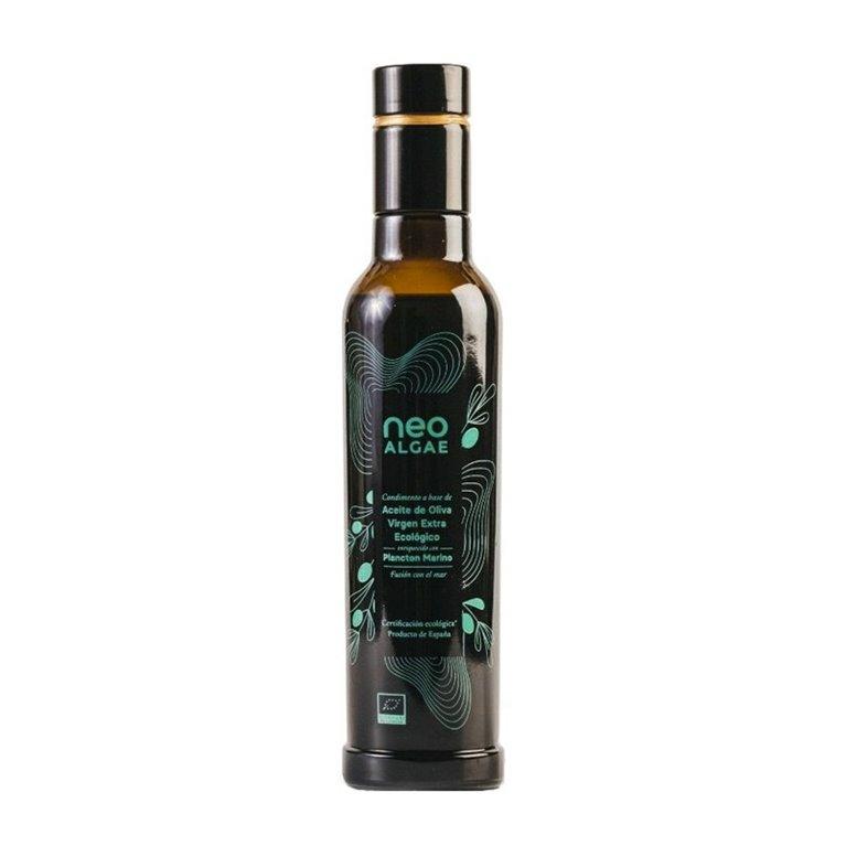 Aceite de oliva virgen extra con Plancton 250ml