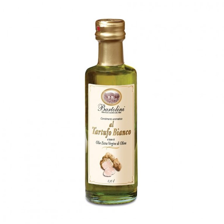 Aceite de Oliva Virgen Extra con Trufa Blanca Bartolini, 1 ud