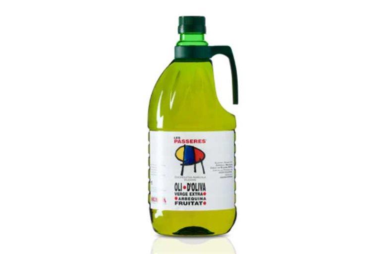 Aceite de oliva virgen extra DOP Siurana 2L
