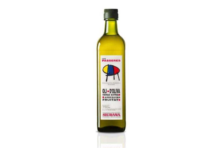 Aceite de oliva virgen extra DOP Siurana 500 ml