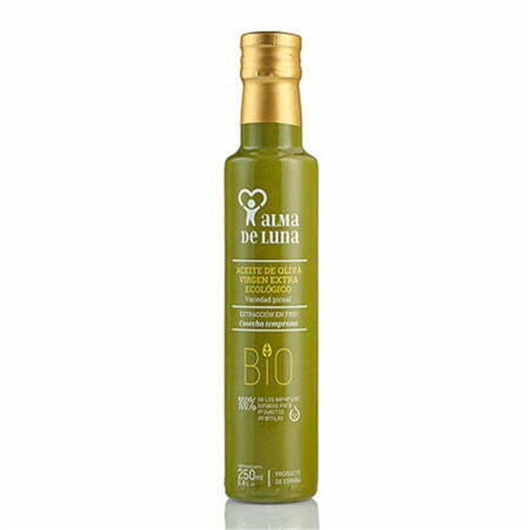Aceite de Oliva Virgen Extra Ecológico 250 ml