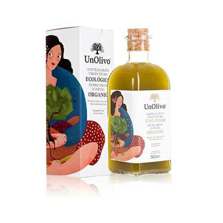 Aceite de Oliva virgen Extra ecológico 500 ml