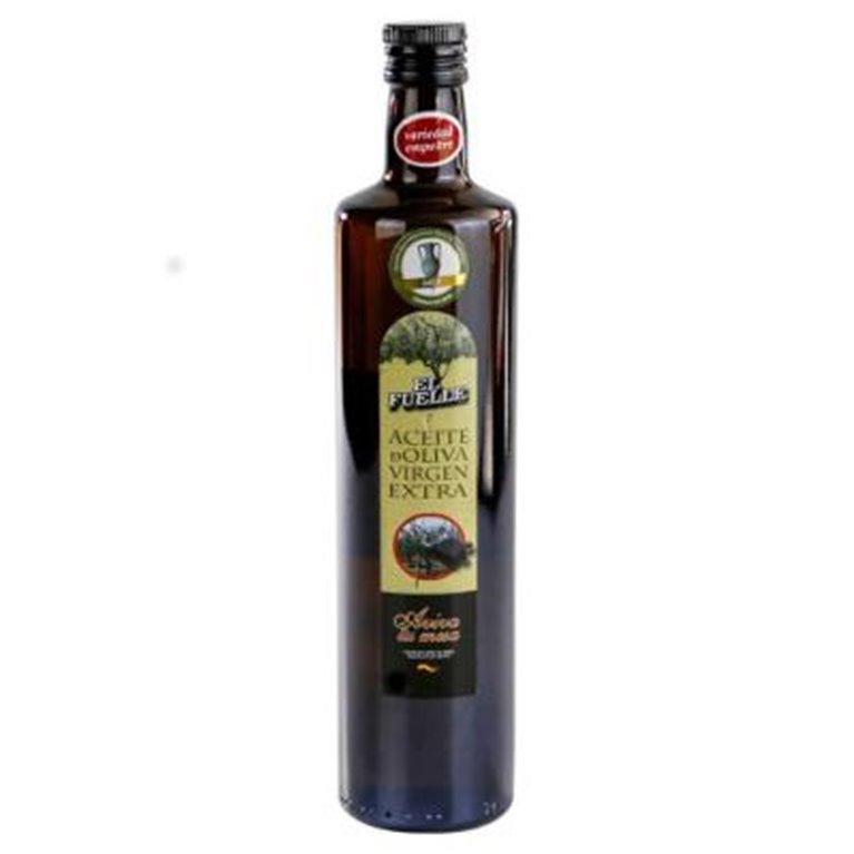 Aceite de oliva virgen extra El Fuelle Empeltre 250ml, 1 ud