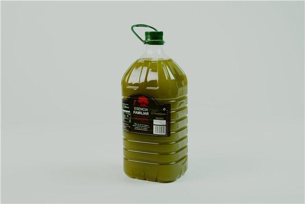 Aceite de oliva virgen extra Esencia Familiar 5L
