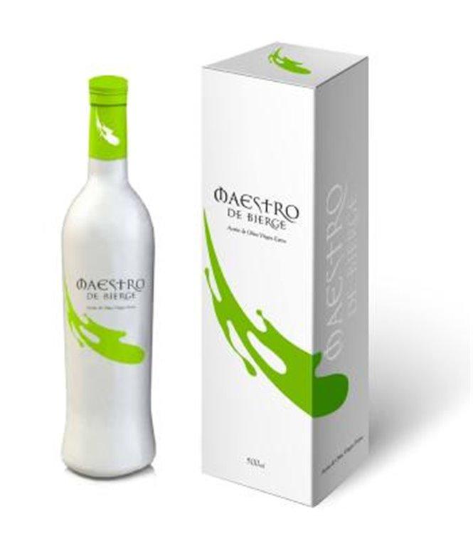 Aceite de oliva virgen extra Ferrer Premium Maestro de Bierge, 1 ud