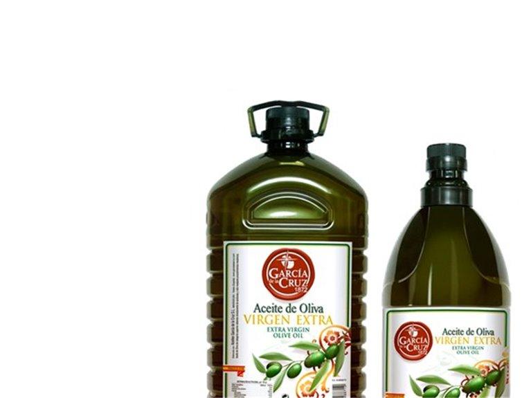 Aceite de oliva virgen extra García de la Cruz 1L, 1 ud