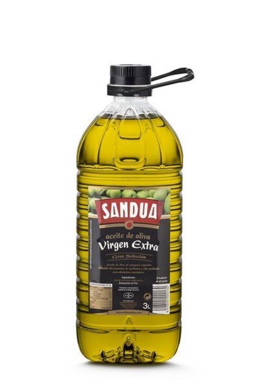 Aceite de oliva virgen extra Gran Selección 3L
