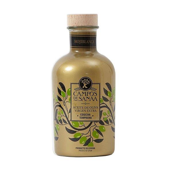 Aceite de Oliva Virgen Extra, Hojiblanca, Cosecha temprana