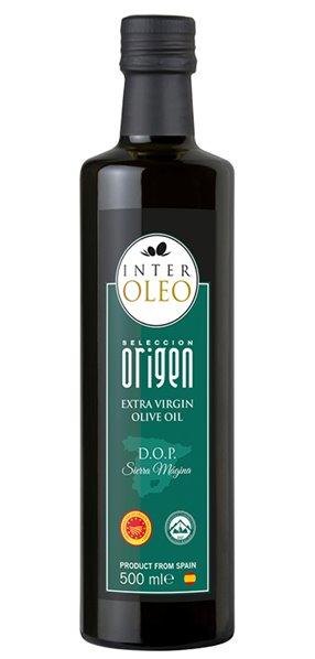Aceite de Oliva Virgen Extra Interóleo D.O.P Sierra Mágina