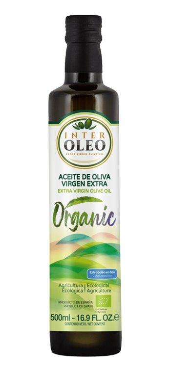 Aceite de Oliva Virgen Extra Interóleo Ecológico