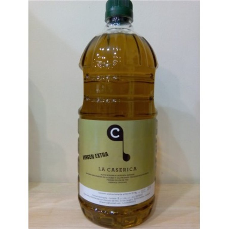 Aceite de oliva virgen extra La Caserica 2L, 1 ud