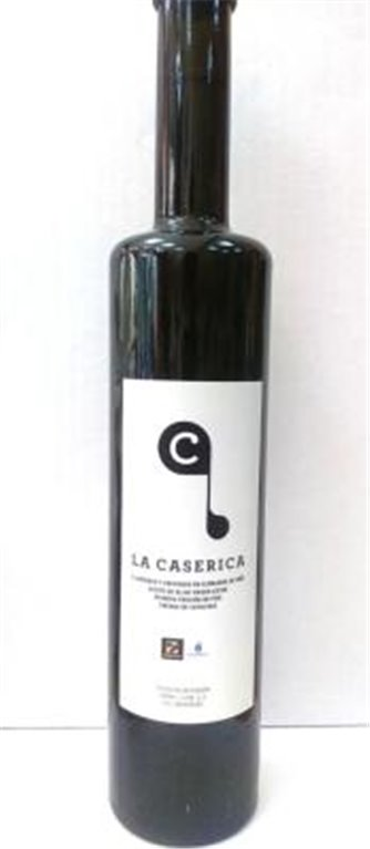 Aceite de oliva virgen extra La Caserica 500ml, 1 ud