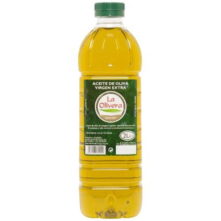 Aceite de oliva virgen extra La Olivera selección 2L, 1 ud
