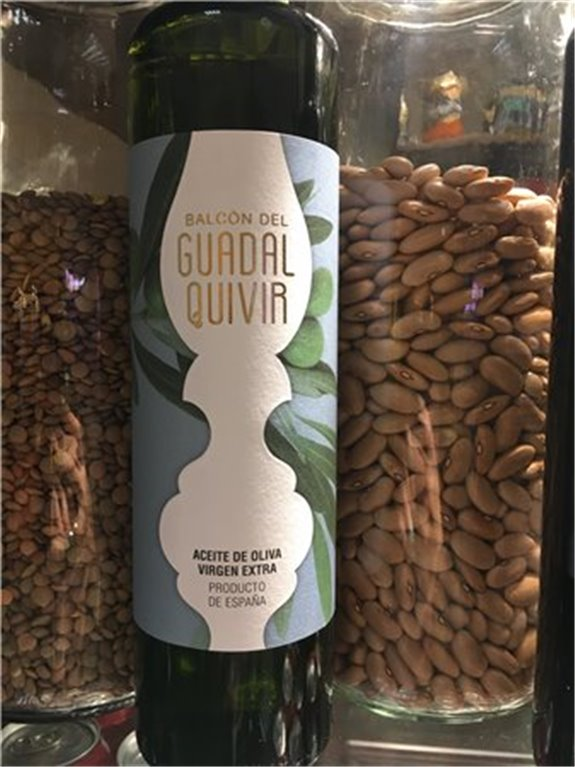 Aceite de oliva virgen extra marca Balcón de Guadalquivir, 1 ud