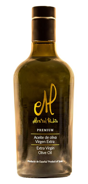 Aceite de Oliva Virgen Extra Marisol Rubio