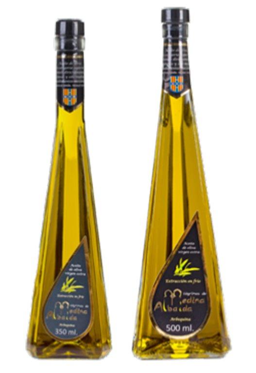Aceite de oliva virgen extra Medina Albaida Koroneiki, 1 ud