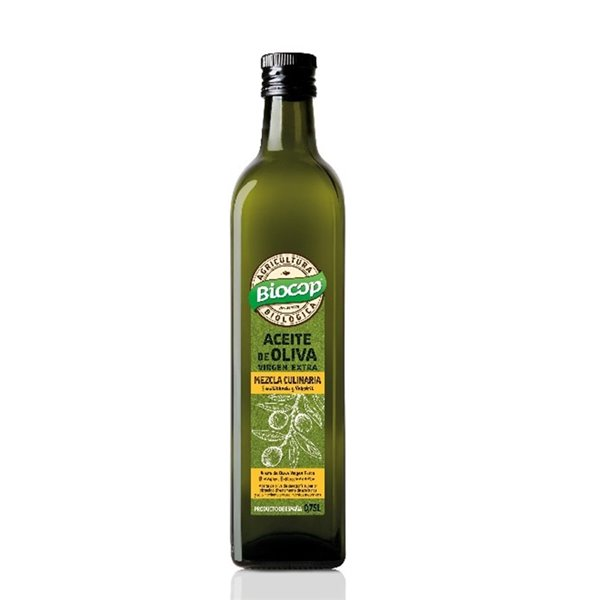 Aceite de Oliva Virgen Extra Mezcla Culinaria Bio 750ml