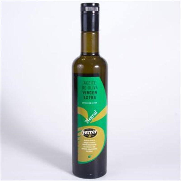 Aceite de oliva virgen extra Negral Ferrer, 1 ud
