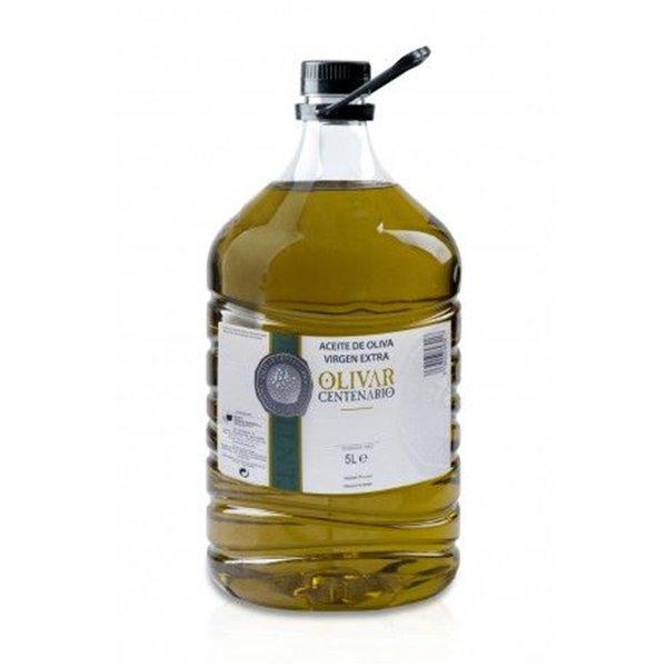Aceite de Oliva Virgen Extra Oleocampo. Variedad Picual. PET 5L. Caja 3 uds