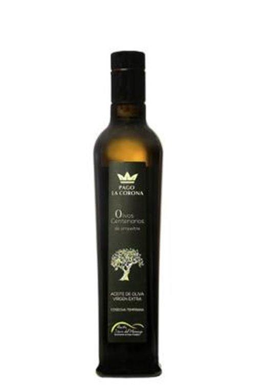 Aceite de oliva virgen extra Pago La Corona - Olivos Centenarios, 1 ud