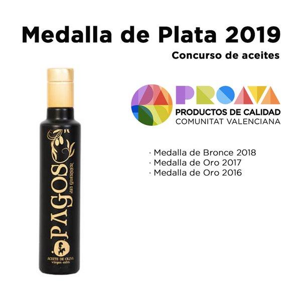 Aceite de Oliva Virgen Extra Pagos del Guerrer 250ml
