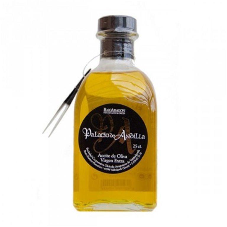 Aceite de oliva virgen extra Palacio de Andilla 250ml, 1 ud