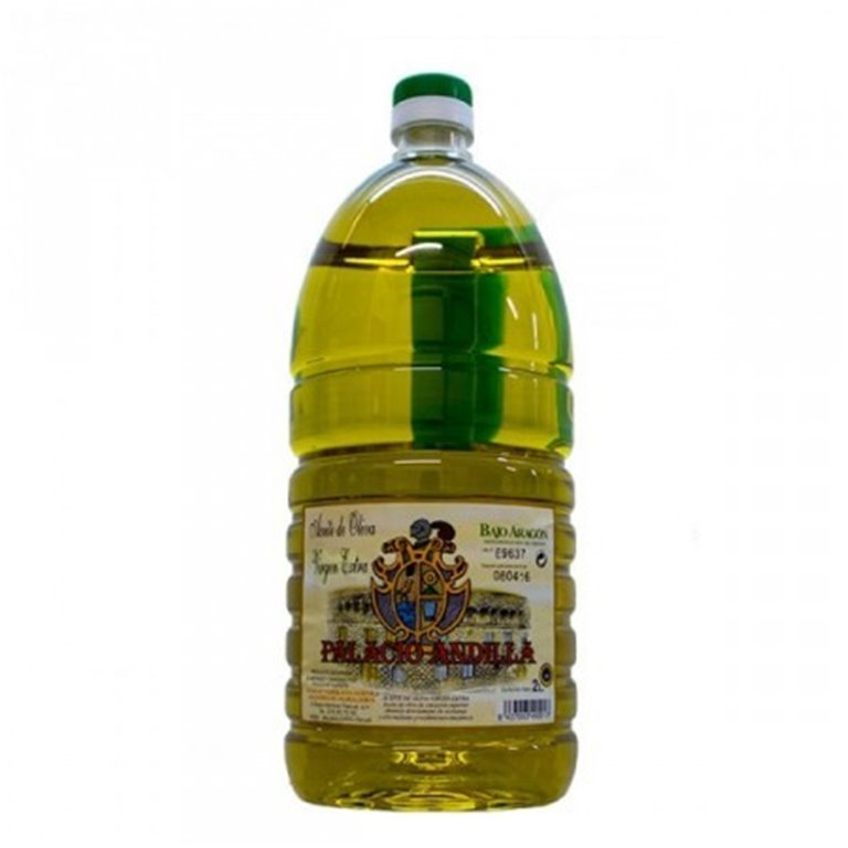 Aceite de oliva virgen extra Palacio de Andilla 2L, 1 ud