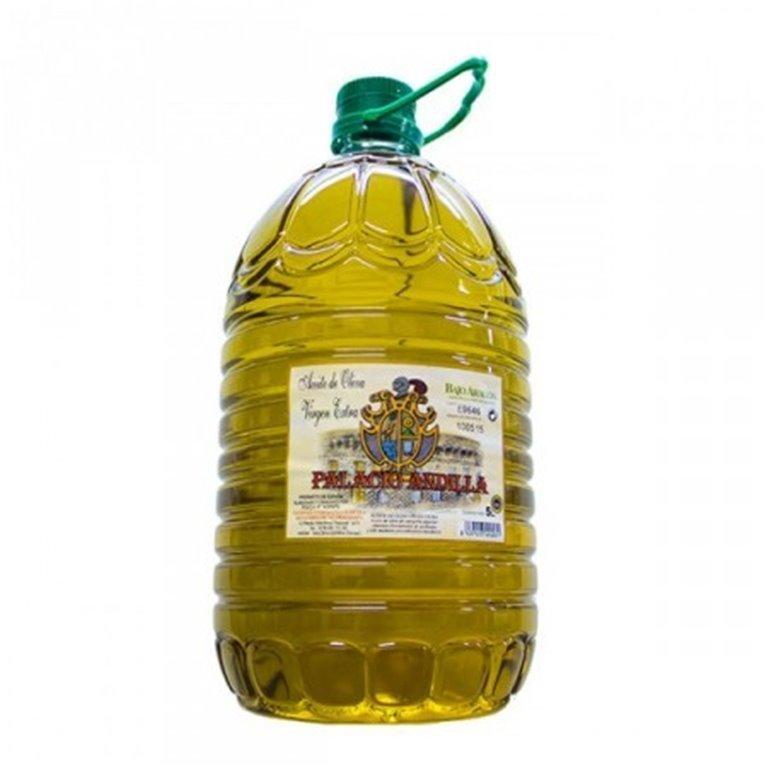 Aceite de oliva virgen extra Palacio de Andilla 5L, 1 ud