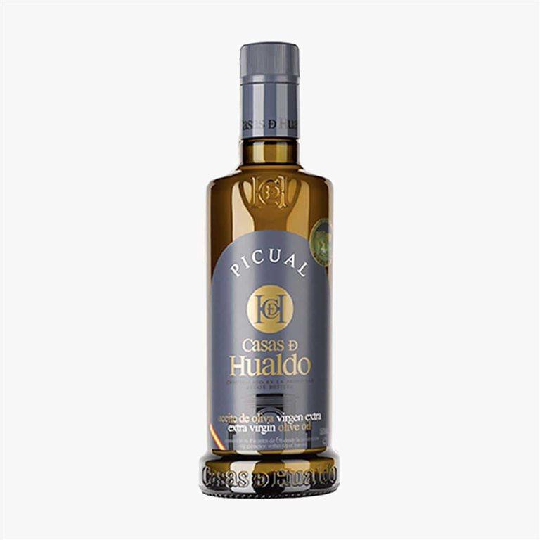 Aceite de Oliva Virgen Extra Picual 500 ml Casas de Hualdo